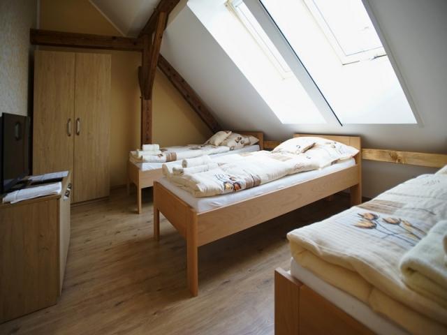 Ubytování Jižní Morava, Hrabětice - Pokoje U Fousáče / Unterkunft Südmähren Hrabetice - Zimmern U Fousace