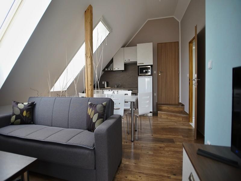 Ubytování Jižní Morava, Hrabětice - Apartmány U Fousáče / Unterkunft Südmähren Hrabetice - apartments U Fousace