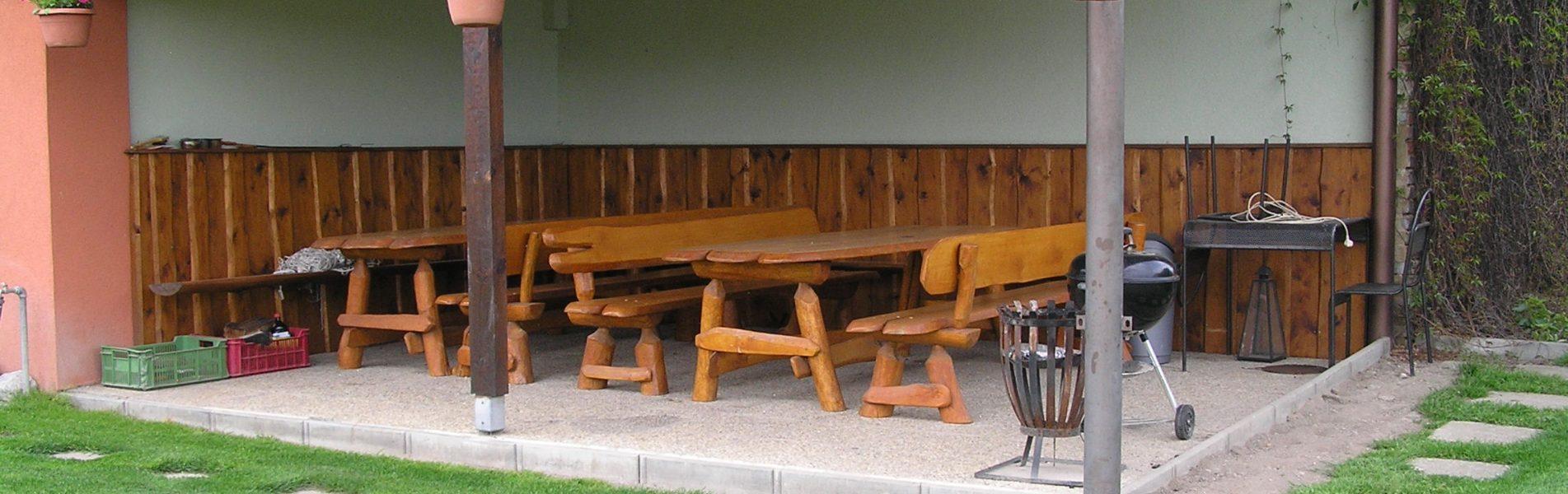 Penzion U fousáče - ubytování Hrabětice, Jižní Morava